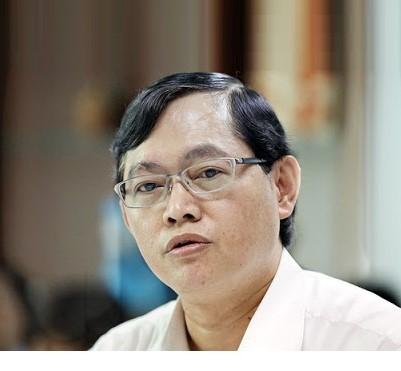 Ông Bùi Thanh Giang - Ủy viên BTV