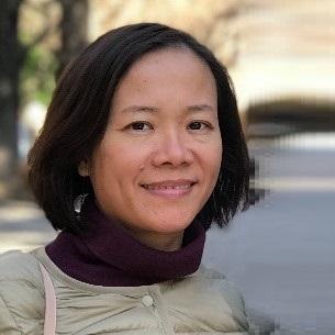 Bà Trần Thị Việt Nga - Uỷ viên BCH