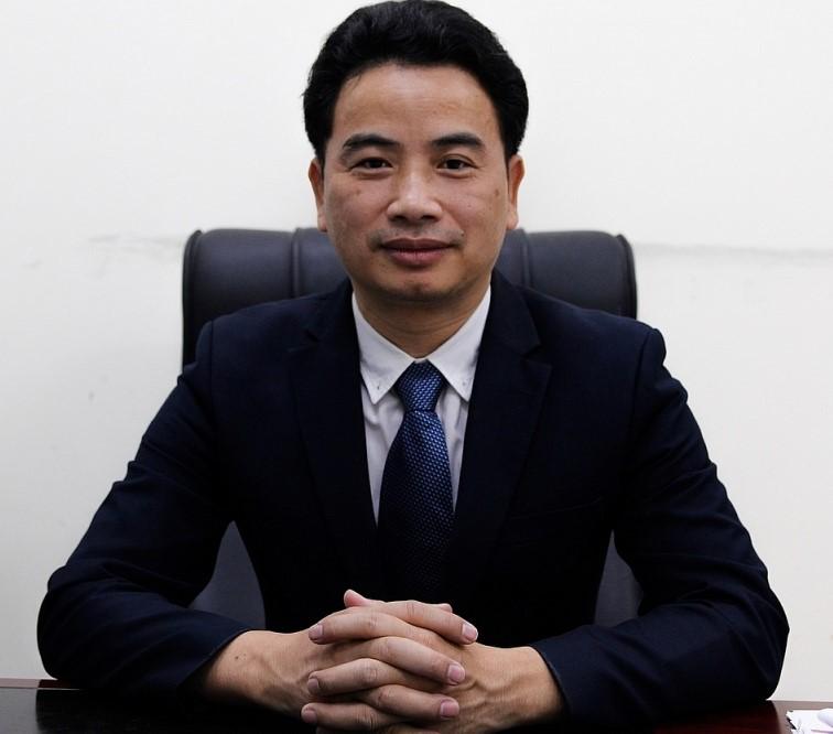 Ông  Vũ Ngọc Anh - Uỷ viên BCH