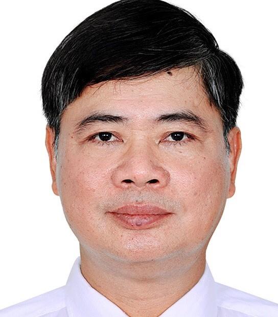 Ông Nguyễn Ngọc Điệp - Chủ tịch