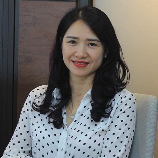 Bà Nguyễn Thị Bích Đào - Uỷ viên BCH