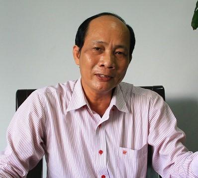 Ông Hồ Hương - Ủy viên BTV