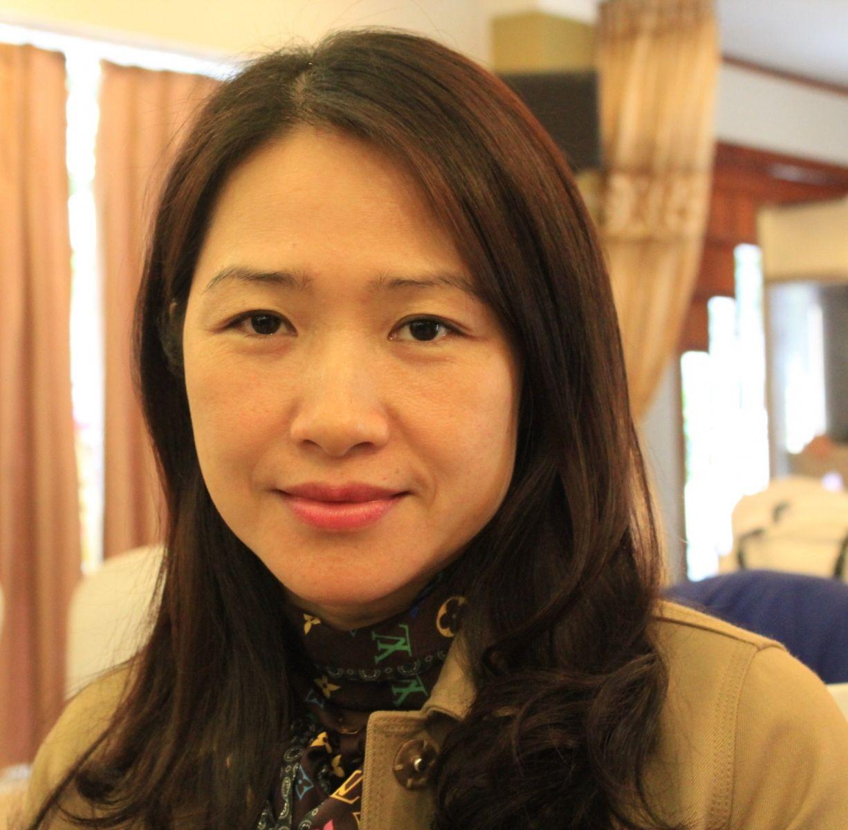Bà Nguyễn Thị Bích Đào - Ủy viên
