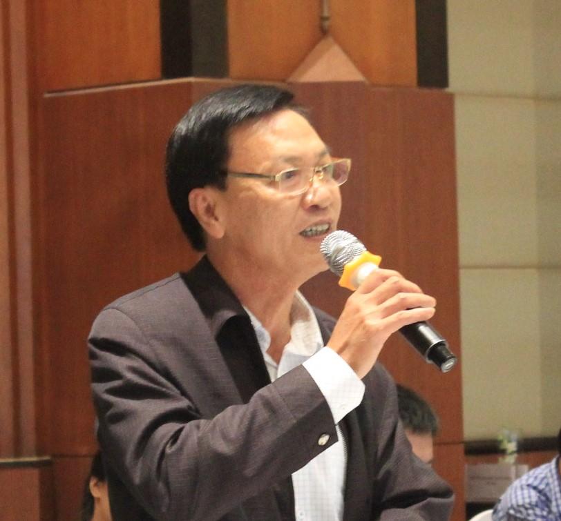 Ông Vũ Thừa Ân - Ủy viên