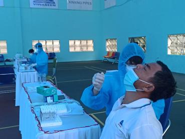 2331/Chặn virus từ xa, bài học về phòng dịch Covid-19 ở Công ty Biwase