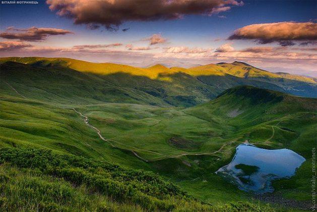 1296/Ukraine đưa chiến lược nước vào chương trình nghị sự phát triển quốc gia
