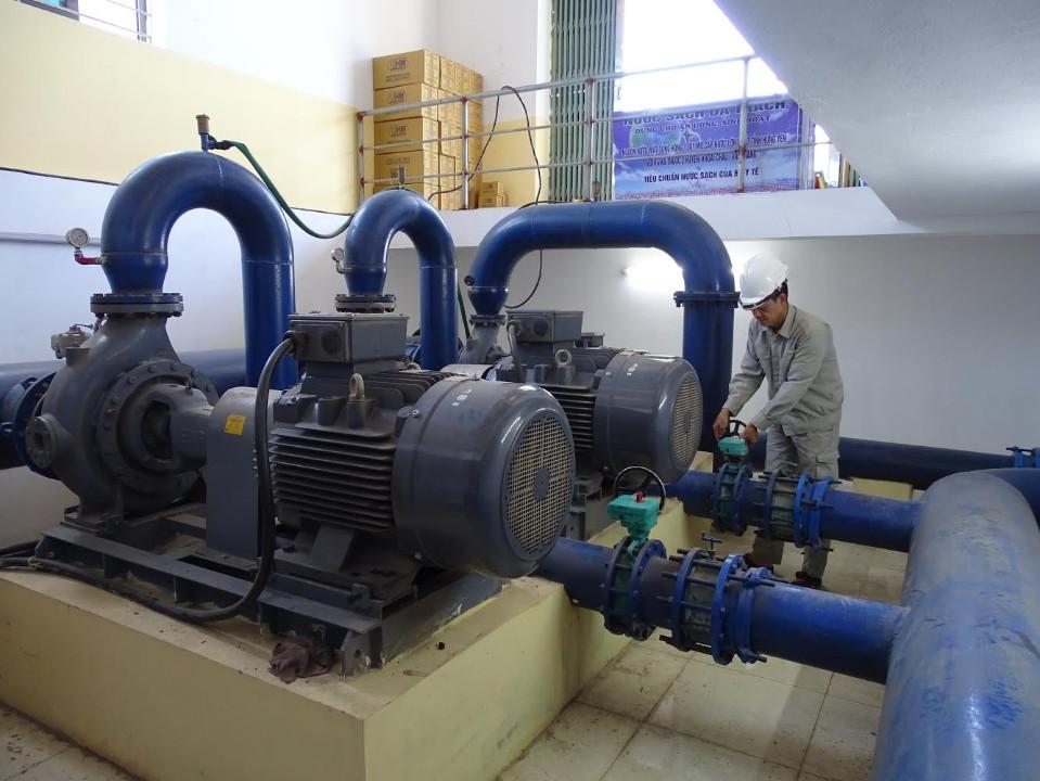 1236/Khoái Châu (Hưng Yên): Xã hội hóa cấp nước sạch phục vụ đời sống dân sinh