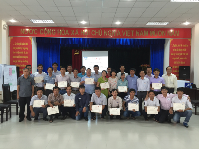 740/Training Course on Operation and Maintenance Decentralized Wastewater Treatment Plants