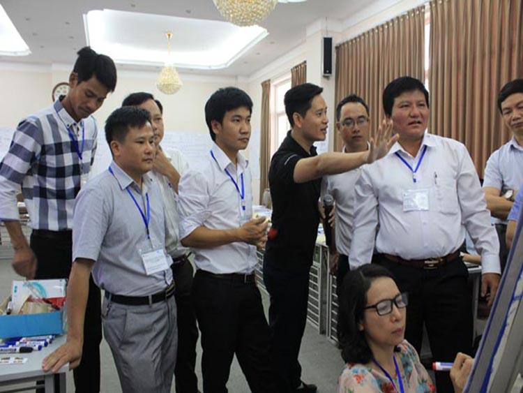 Tập huấn về Kỹ năng giảng dạy cho các bộ đào tạo tại doanh nghiệp