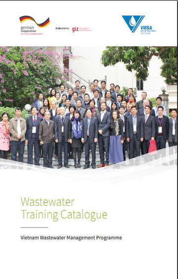 VWSA organized the training course on Operation and Maintenance of Drainage and Sewerage Network with the support of GIZ