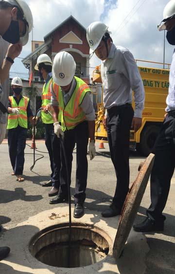 348/Nhu cầu lớn về đào tạo ngắn hạn cho công nhân kĩ thuật ngành xử lý nước thải