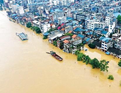 Ứng dụng công nghệ để chống lũ lụt