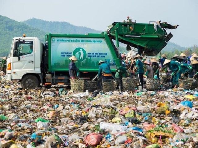 2150/Một số đề xuất cải thiện hệ thống thu gom rác thải đô thị tại Việt Nam