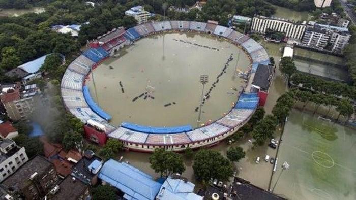 """1213/""""Thành Phố Xốp""""- Giải pháp ứng phó với ngập lụt đô thị và biến đổi khí hậu tại Trung Quốc"""