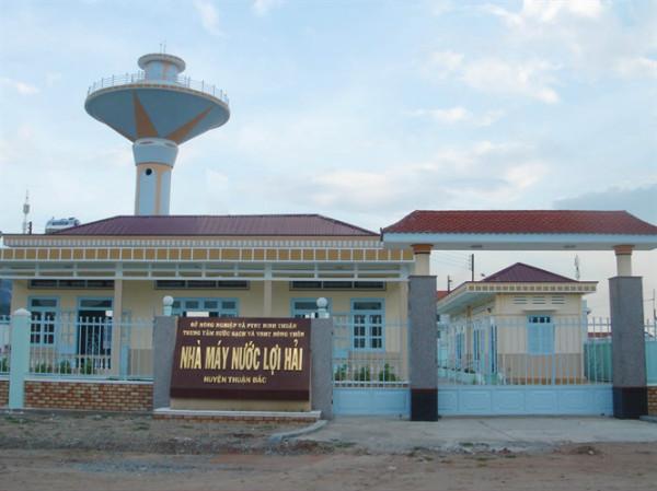 Ninh Thuận: Lo đủ nước sinh hoạt giữa mùa khô