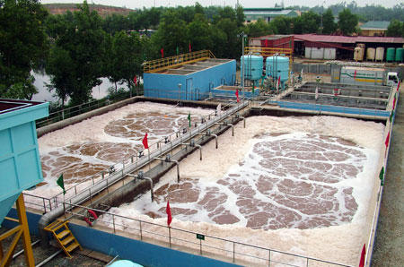 1309/Nhiều giếng nước ngầm của Hà Nội đang bị ô nhiễm