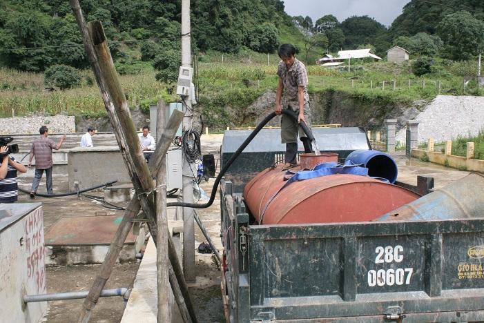 1345/Hòa Bình: Cần tháo gỡ vướng mắc Chương trình nước sạch nông thôn