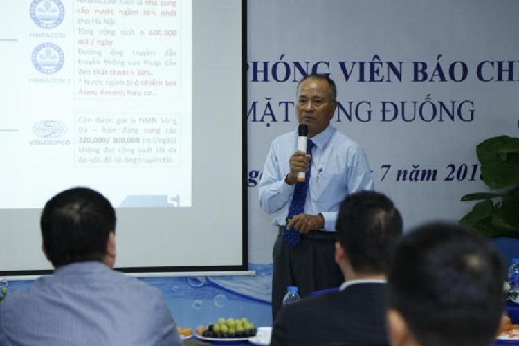 1257/Ngày 10/10 tới, người dân Hà Nội sẽ dùng nước sạch với tiêu chuẩn nước uống tại vòi
