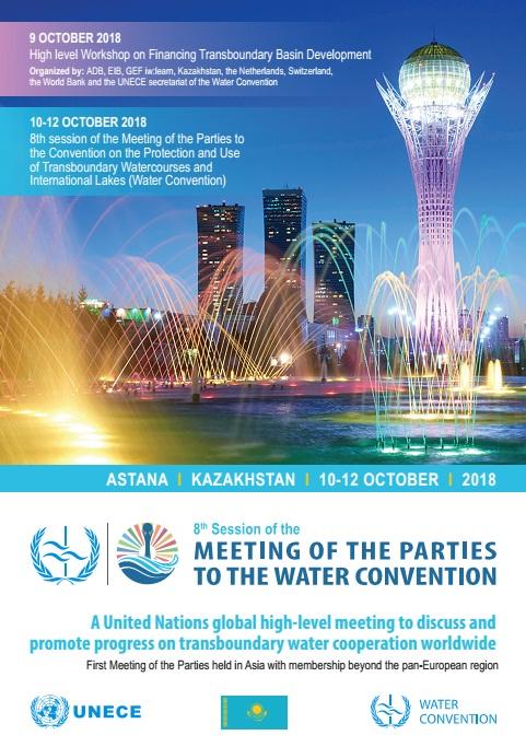 1383/Phiên họp thứ 8 Hội nghị các bên tham gia Công ước về Nước