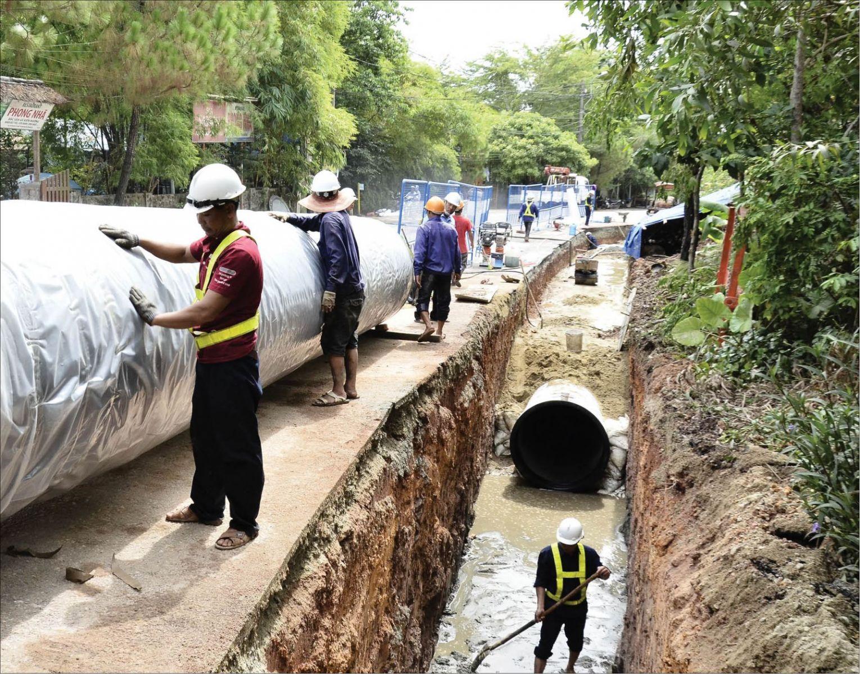 1372/Thừa Thiên Huế: Quy hoạch cấp nước toàn tỉnh đến 2020, tầm nhìn 2030: Đảm bảo an toàn và ngon bền vững
