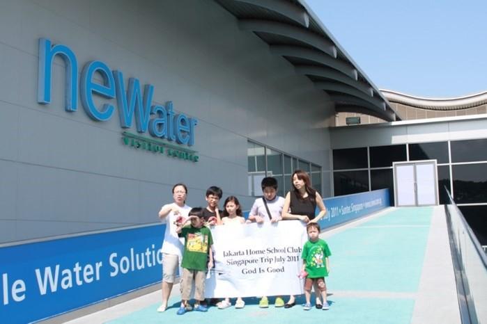 1230/Singapore đã biến nước thải thành nước sạch như thế nào?
