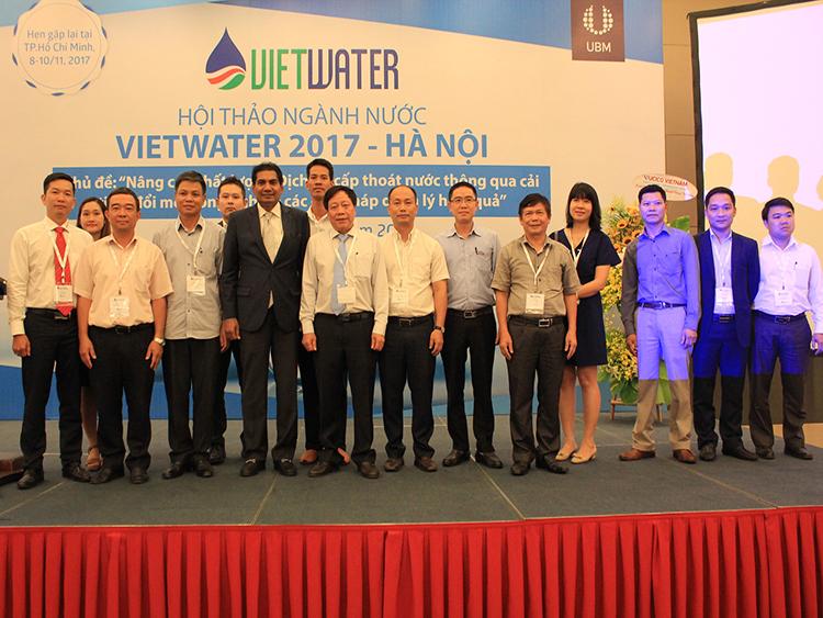 918/Đổi mới công nghệ và quản lý để nâng cao chất lượng dịch vụ cấp thoát nước