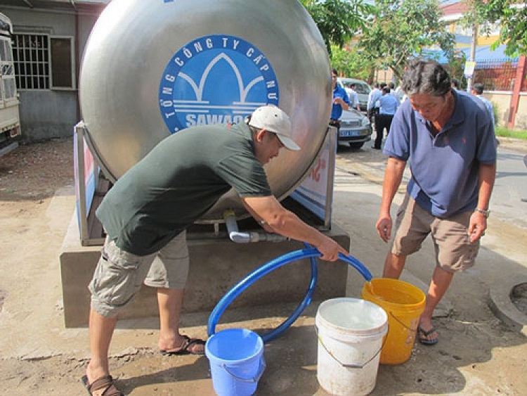 913/Đầu tư 3.650 tỷ đồng cấp nước sạch cho 100% người dân TPHCM