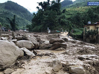 902/Thủ tướng Chính phủ chỉ đạo tập trung khắc phục hậu quả mưa lũ