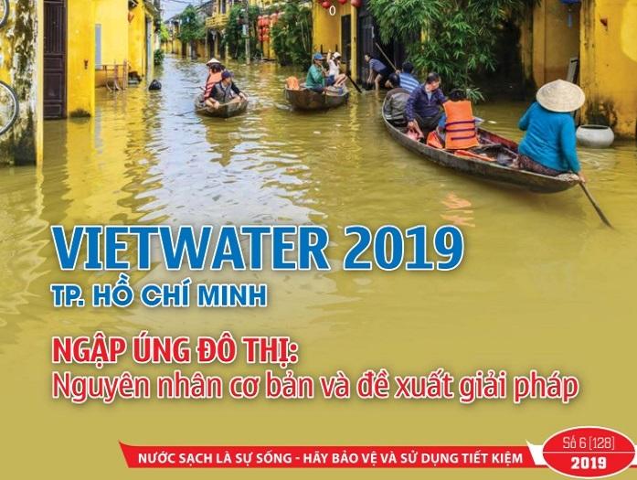 Tạp chí Cấp thoát nước Việt Nam Số 6 (128)/2019