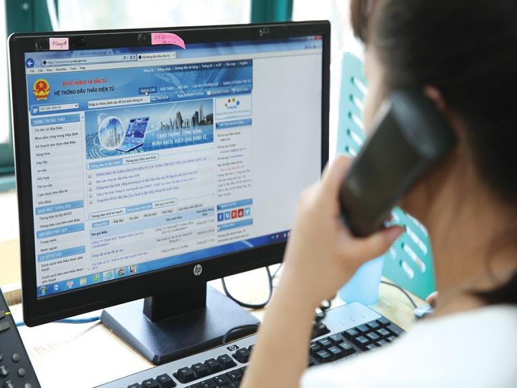 Thông báo mở lớp Nghiệp vụ đấu thầu qua mạng tại TP. HCM tháng 9/2017