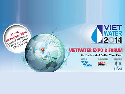 90/Triển lãm & Hội thảo quốc tế VIETWATER 2014