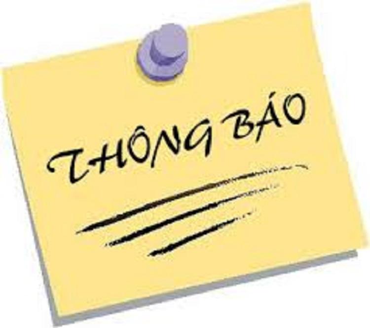 Danh sách cá nhân đăng ký tham gia sát hạch tại TP.Hồ Chí Minh (Đợt 3)