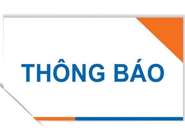 Danh sách tham gia sát hạch Cấp chứng chỉ tại TP.HCM, ngày 16/5/2020