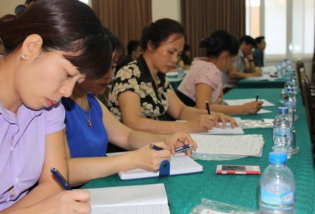 811/Khai giảng Lớp tập huấn Quản lý Tài chính và Kiểm toán doanh nghiệp