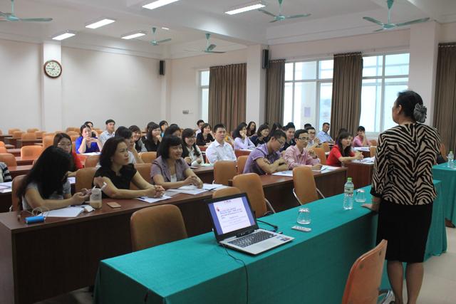 828/Khai giảng lớp bồi dưỡng thuế thu nhập và các lưu ý trong vay vốn ODA
