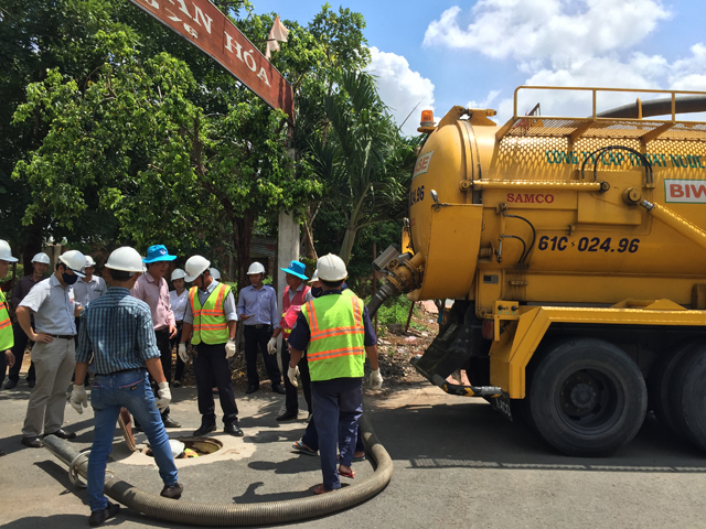 Thông báo tổ chức 02 lớp tập huấn về Nâng cao năng lực Quản lý bùn thải và Tối ưu hóa sử dụng năng lượng trong hệ thống CTN
