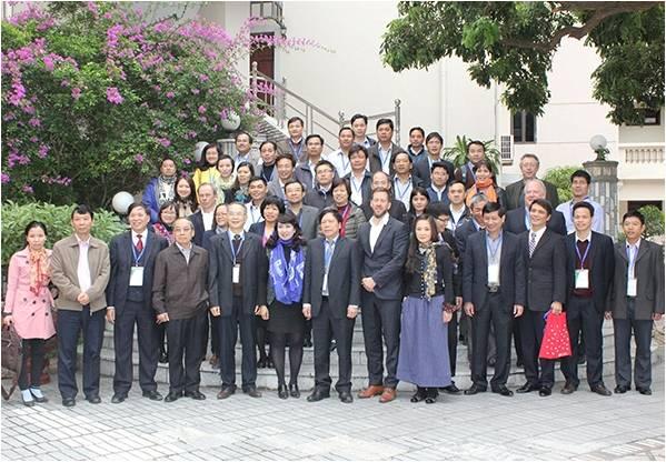 818/GIZ giúp đào tạo đội ngũ giảng viên nguồn cho ngành cấp thoát nước Việt Nam