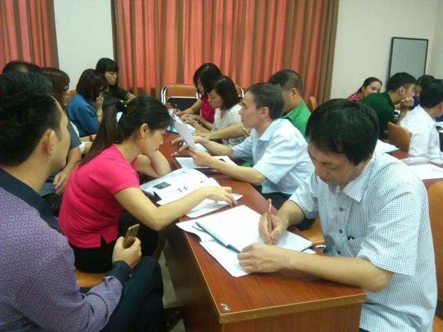 845/VWSA mở lớp bồi dưỡng dành cho cán bộ tổ chức doanh nghiệp