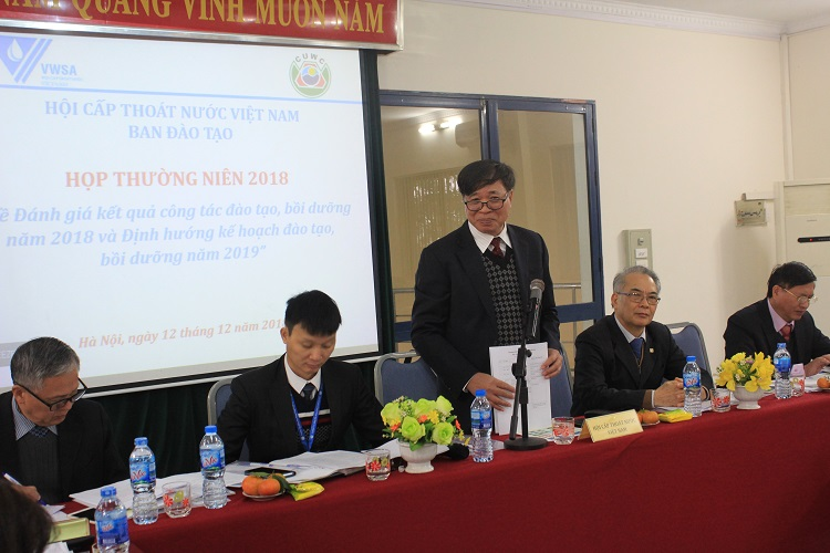 Hội nghị Tổng kết Công tác Đào tạo năm 2018 và dự kiến kế hoạch năm 2019