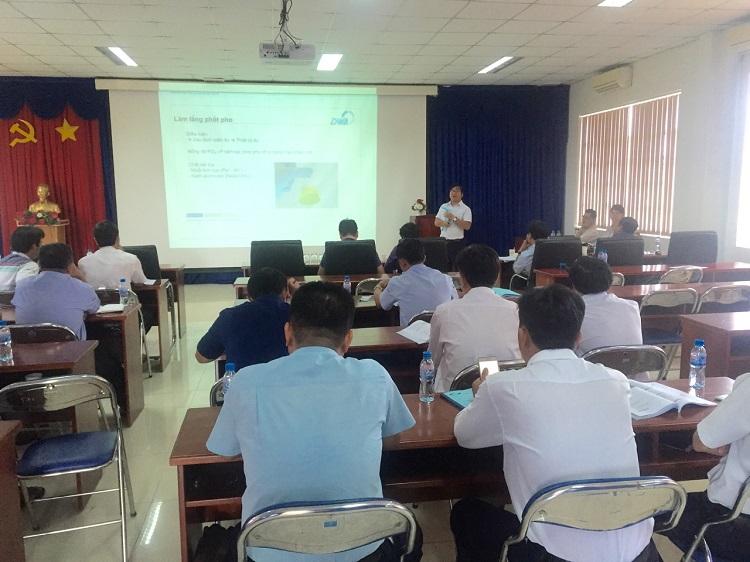 Đào tạo nâng cao về Tự động hóa và Quản lý năng lượng tại Bình Dương