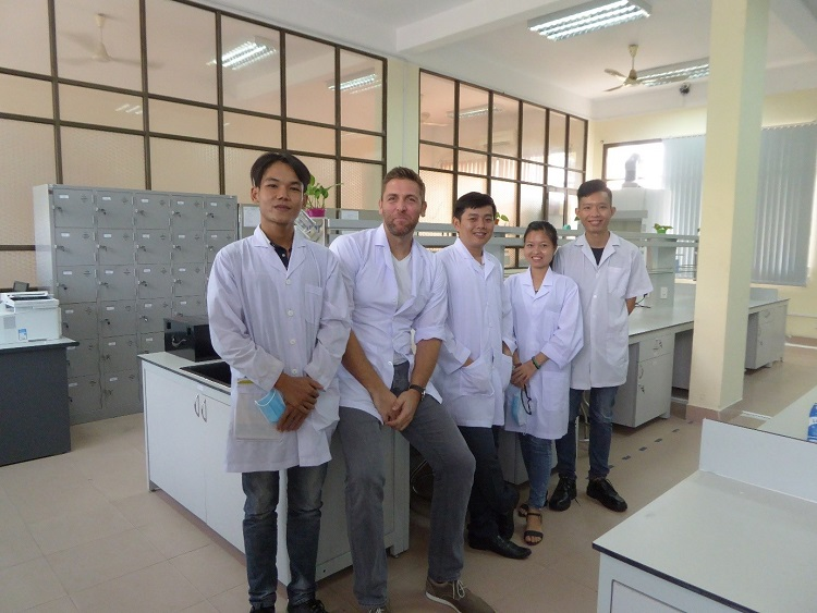 1510/Sewage engineering technician will represent Viet Nam in WorldSkills - the world championships for vocational skills
