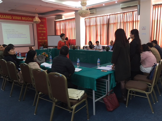 1449/Training on teaching methods for staff working in enterprises (TOT2)