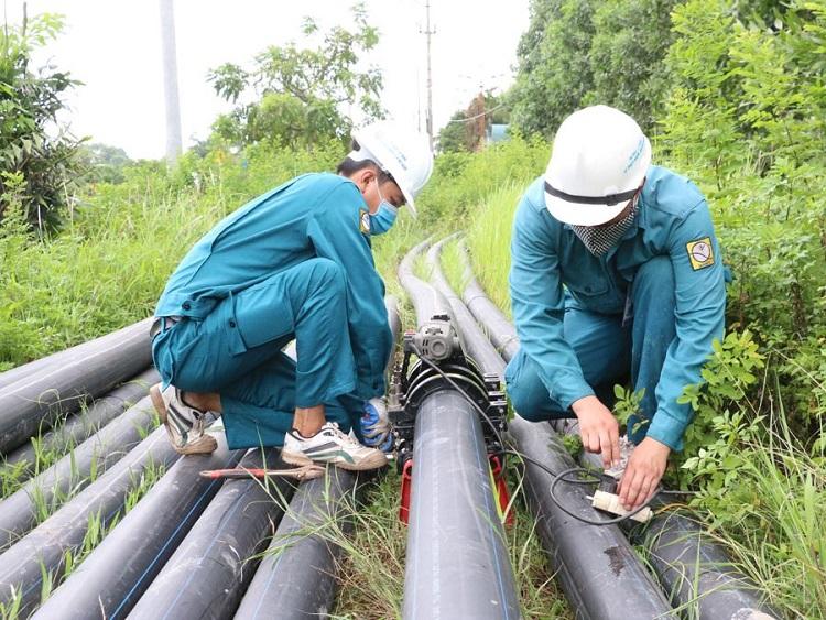 Đông Triều: Đưa nước sạch về nông thôn