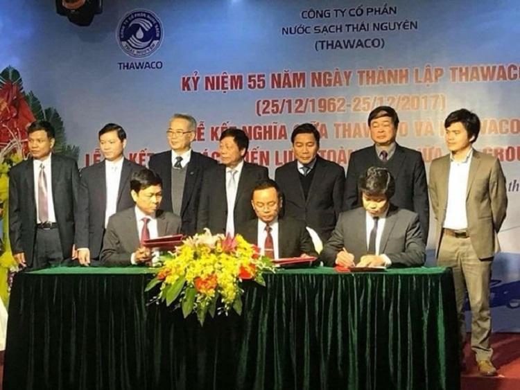 1038/Công ty CP nước sạch Thái Nguyên kỷ niệm 55 năm thành lập