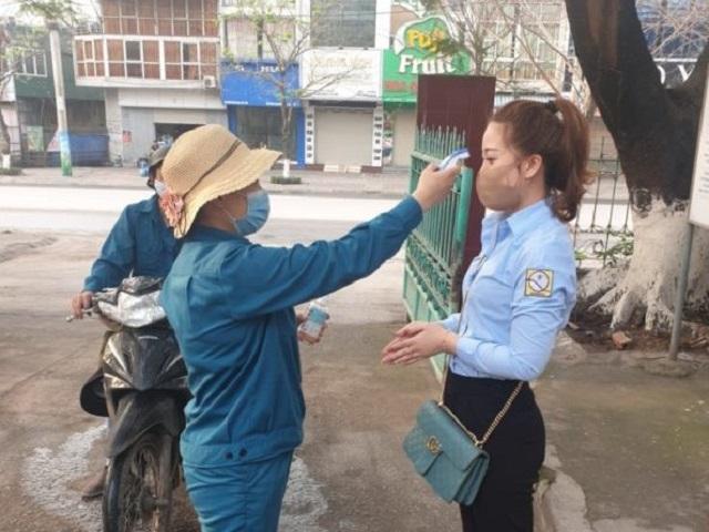 Nước sạch Quảng Ninh: Tái thực hiện các biện pháp phòng chống dịch covid -19