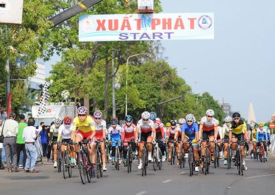 1543/Kết quả chung cuộc Giải xe đạp nữ Quốc tế Bình Dương tranh cúp BIWASE 2019