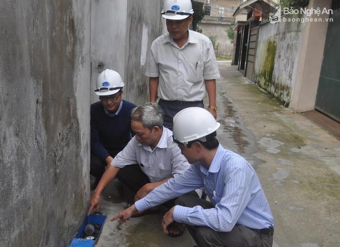 1012/Công ty CP Cấp nước Nghệ An: 87% dân số đô thị được cấp nước