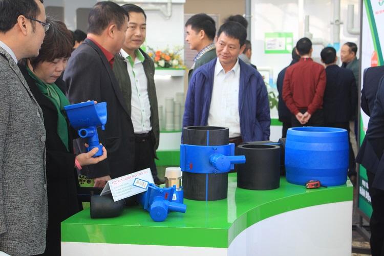 1750/Nhựa Tiền Phong tiếp tục chinh phục thị trường bằng các sản phẩm mới