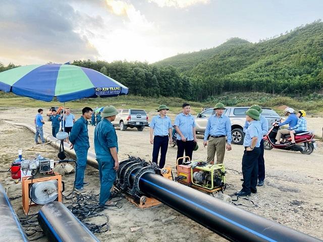 2113/Khẩn trương giải quyết việc thiếu nước sinh hoạt khu vực Bãi Cháy