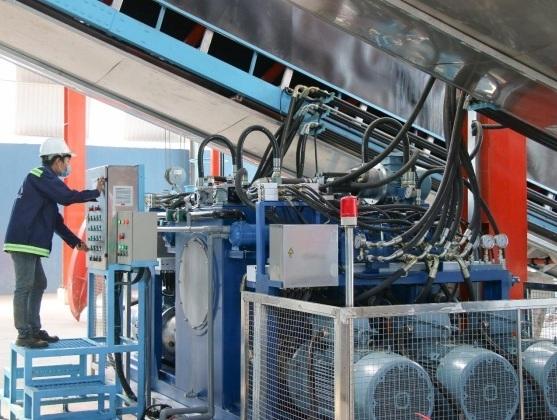 1988/BIWASE đưa dây chuyền phân loại, xử lý rác thành phân hữu cơ 840 tấn/ngày vào hoạt động